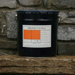 Black Roof Tile Paint