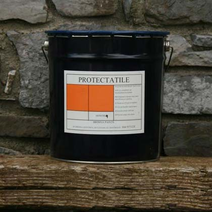 Black Roof Tile Paint