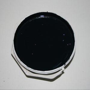 Can of black masonry